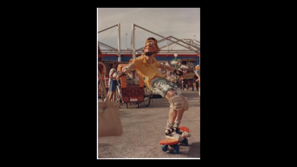 SkateboardDude