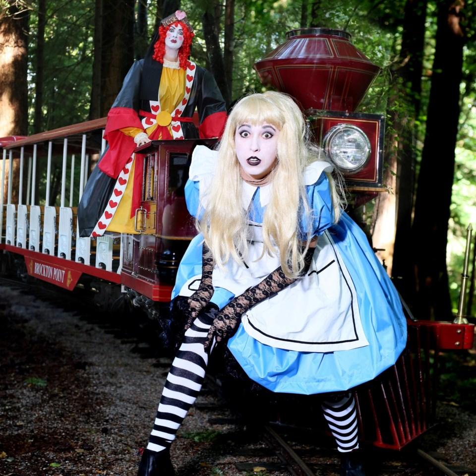 Stanley Park Ghost Train