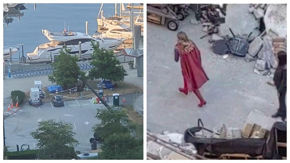 supergirl-set-up-vancouver-july-2021