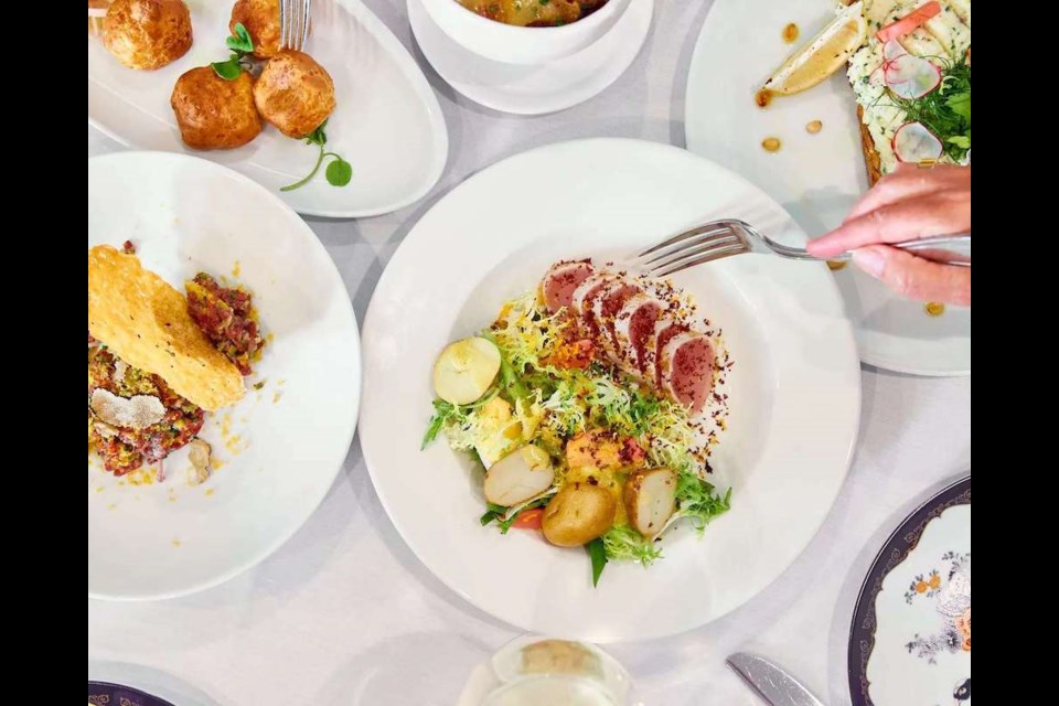 Alouette is a modern French bistro by way of the Pacific Northwest