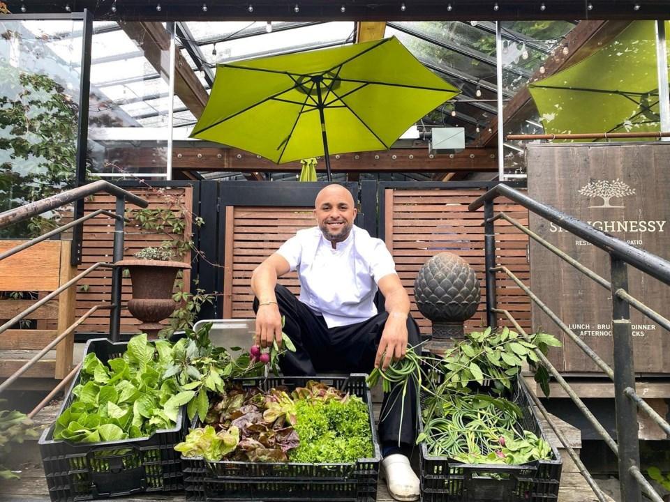 Chef Matthew Phillip