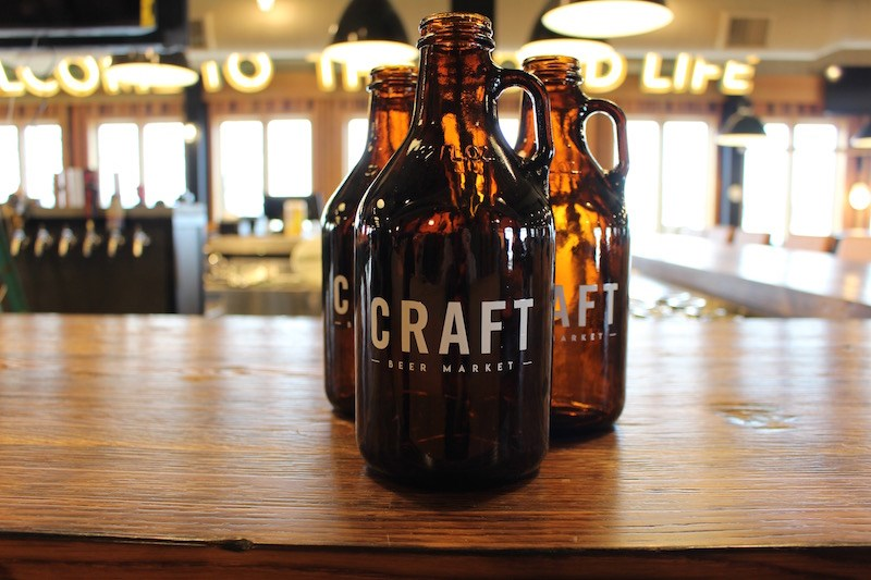 Here's a sneak peek at the new Craft Beer Market opening soon on English Bay (PHOTOS)