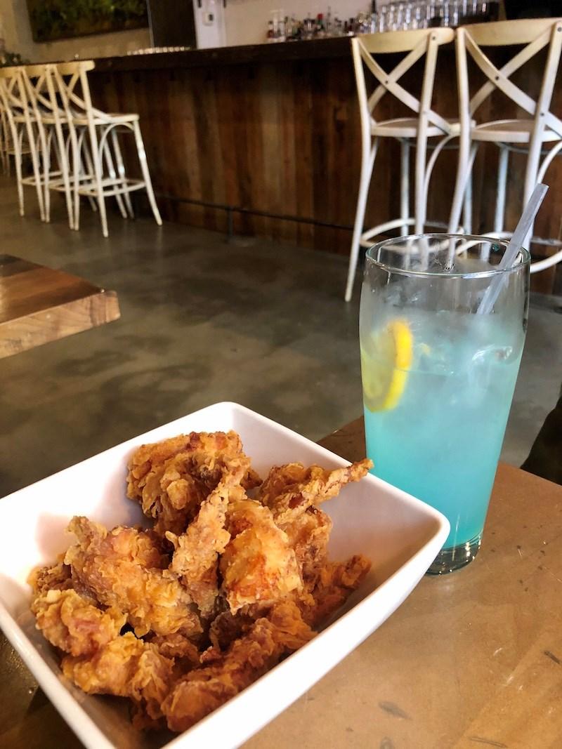 frying-pan-gastown-chicken-bites-lemonade