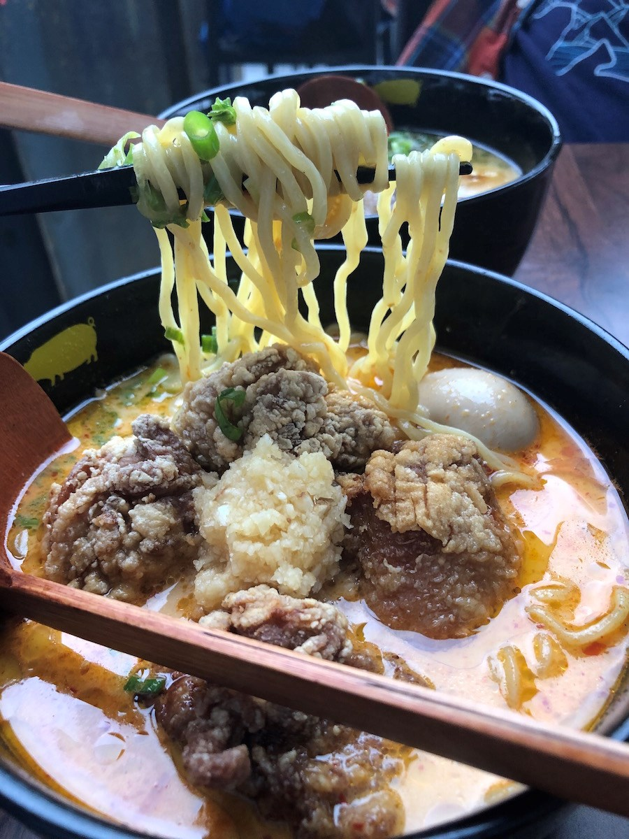 kinton-ramen-spicy-pork-karaage