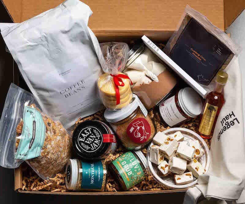 These Vancouver restaurants and businesses are making incredible food gift boxes this holiday season