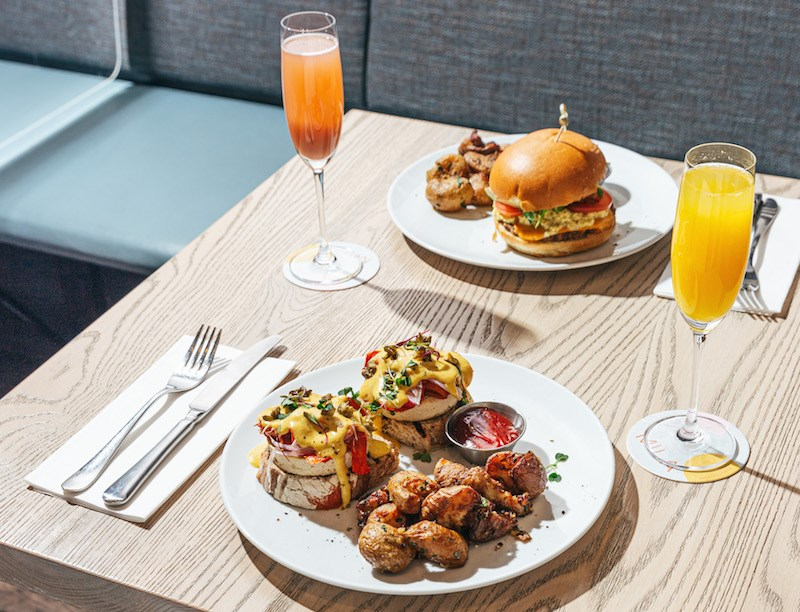 MILA, a plant-based restaurant in Vancouver's Chinatown, is launching brunch service on Jan. 23. Photo courtesy MILA