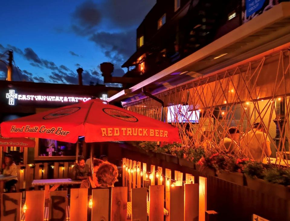park drive restaurant vancouver