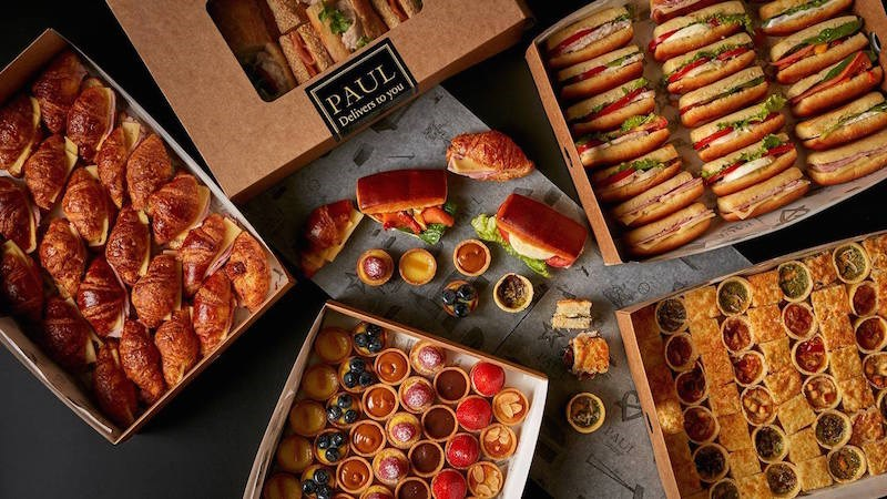Paul, the French bakery chain, is opening its first Canadian location in Vancouver this spring. Photo via Paul Canada/Facebook