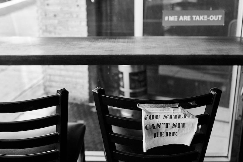 Buckstop restaurant in Vancouver is one of over 30 featured in a new set of  images available to purchase through a fundraiser that supports the city's hospitality industry