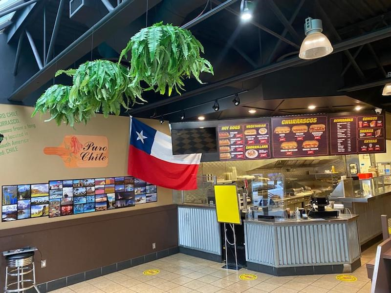 Inside Puro Chile, a new Chilean fast food spot in Vancouver's West End