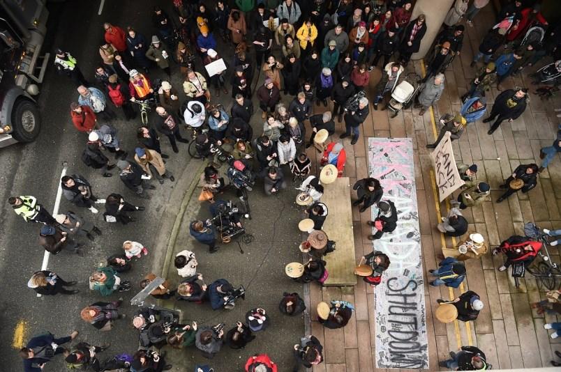 granville-protest