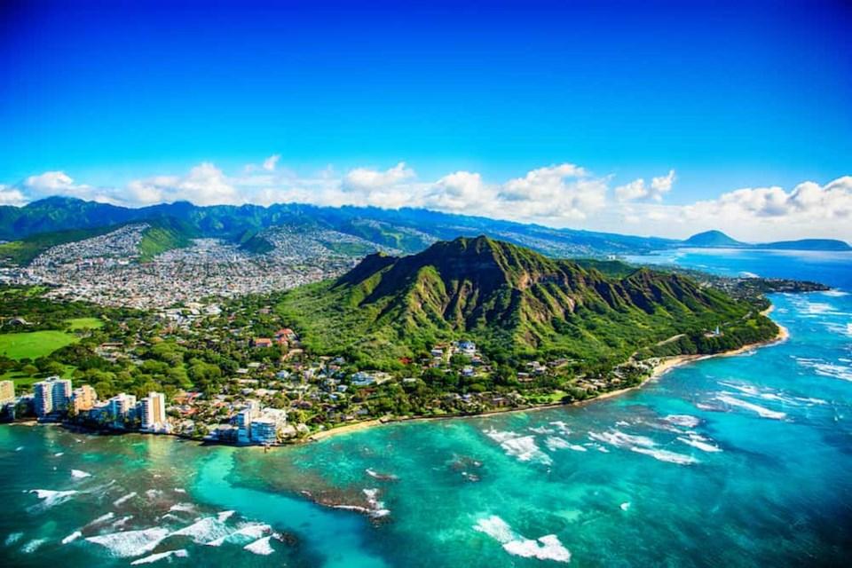 Hawaiian-islands