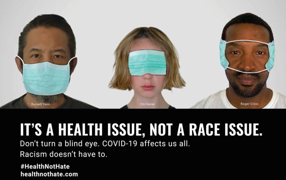 health-not-hate-website