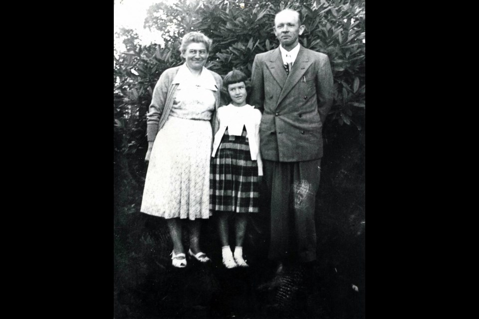 Helen, Dorothy and David Pauls. The three family members were murdered in their home in June 1958 and the case remains unsolved.
