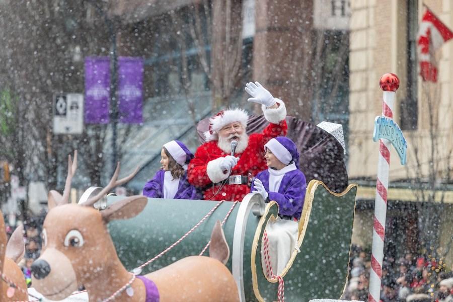 santa-claus-parade-vancouver-2019