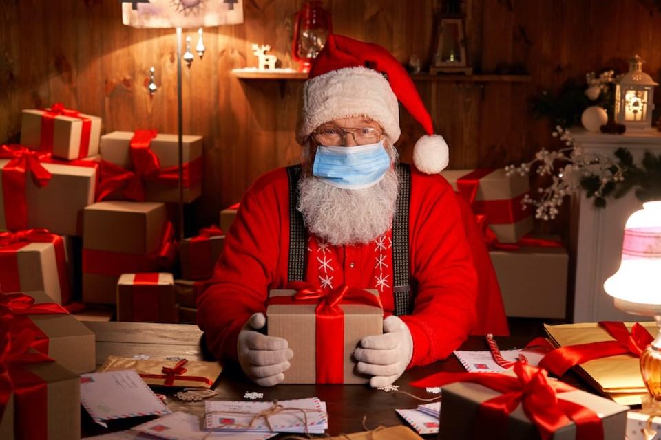 santa-presents-covid-19-vancouver