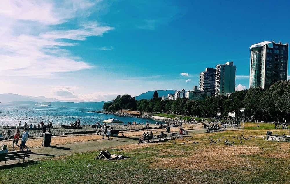 That is hot: It is going to feel like 31°C in Vancouver tomorrow