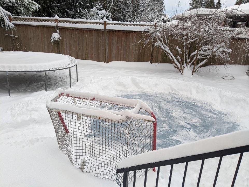 ice rink - reddit