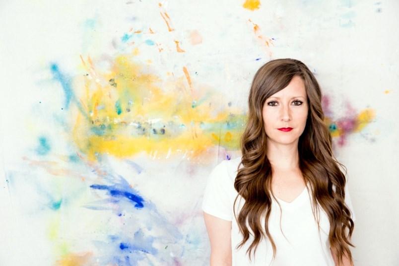 lady-painter