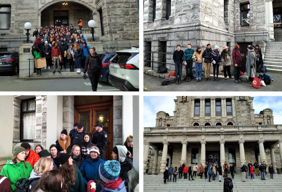 legislature-blocked-protest