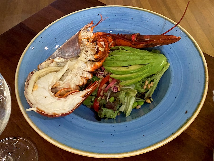 Lobster Madness_lobster and avocado