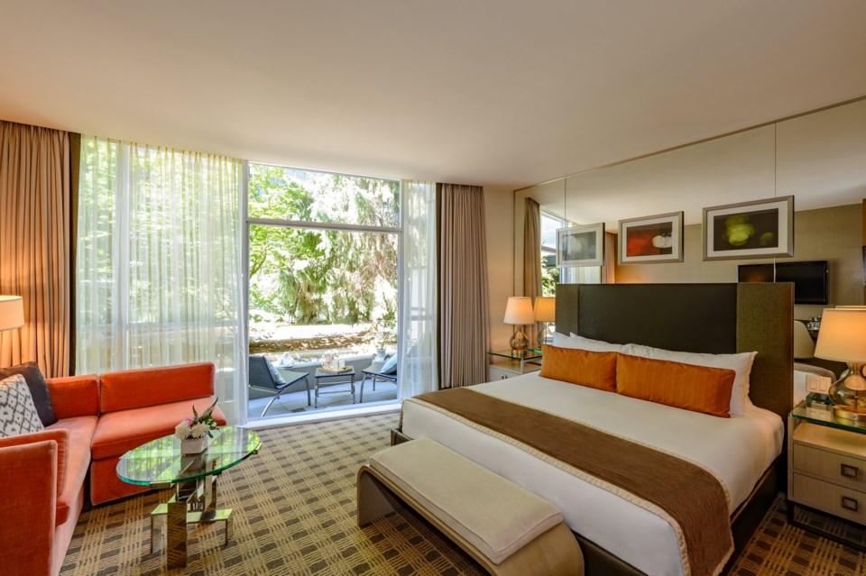 loden-hotel-garden-terrace-room-vancouver