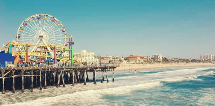Deal alert: You can fly round-trip Vancouver to Los Angeles for only $236 CAD