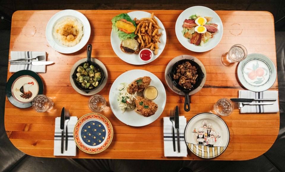 mamie-taylors-food-spread
