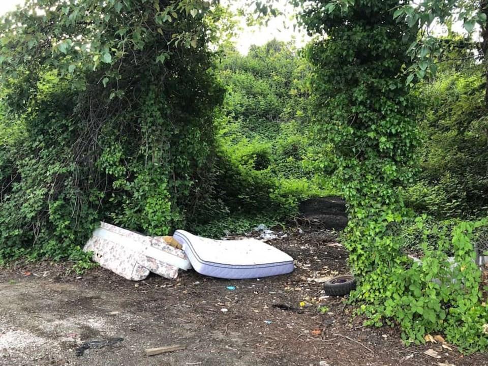 mattress-dumped
