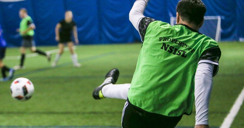 North Shore Indoor Soccer League