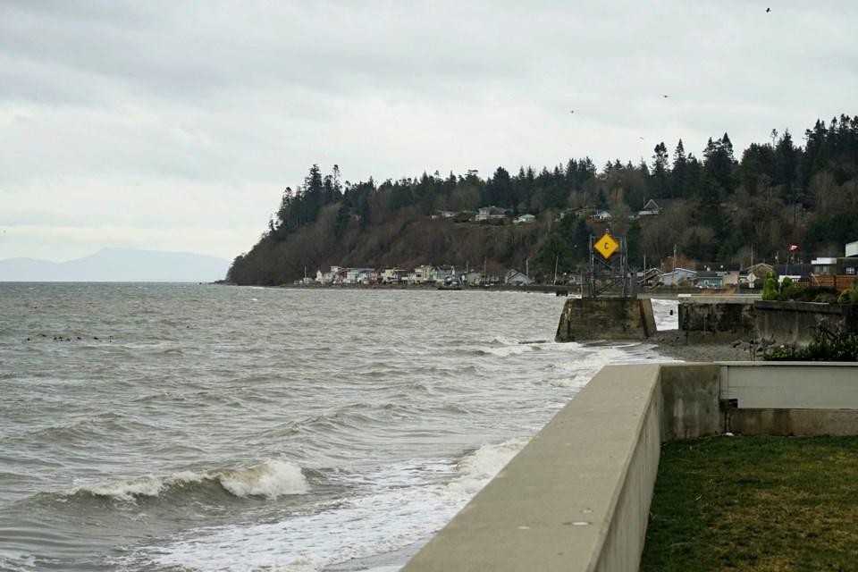 Canada/US border