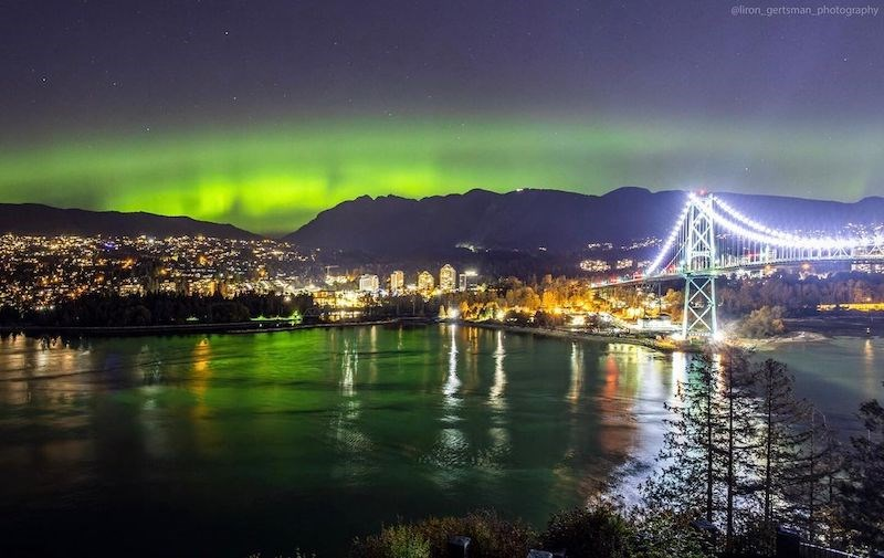 nothern-lights-vancouver-viewing-october-2021