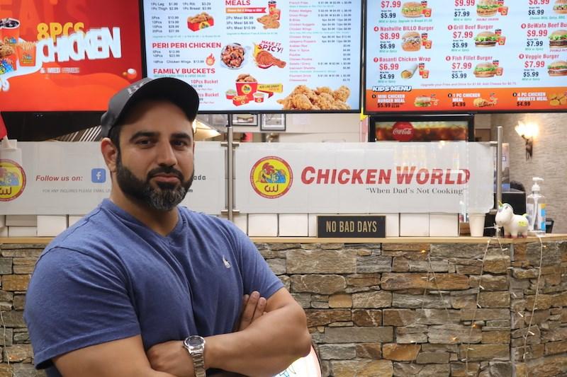 Adeel Jahangir Chicken World