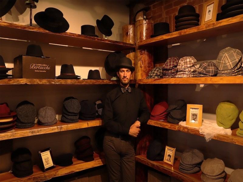 Adi-Bertacchi-vancouver-hat-maker