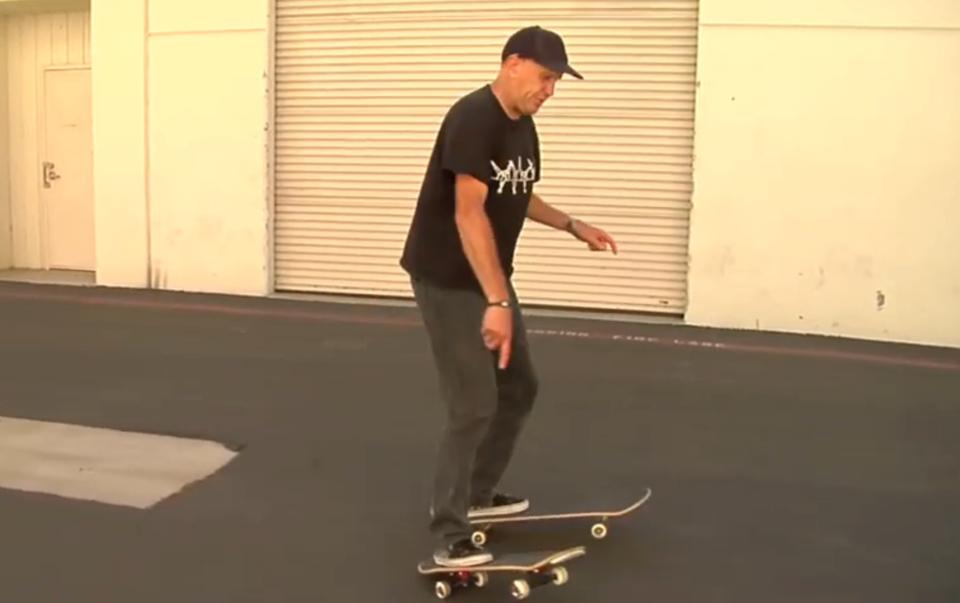 KevinHarris-Skateboard
