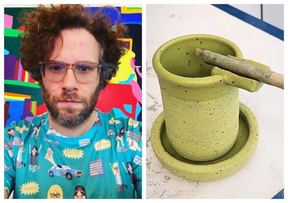 seth-rogen-fatty-blunt-pottery-vancouver
