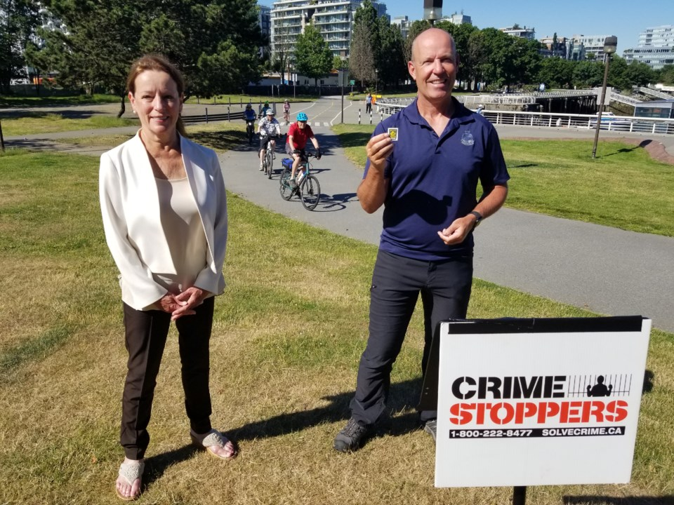 Stopping bike theft