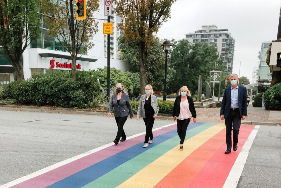 rainbow-crosswalk-thornwaite-bc-liberals