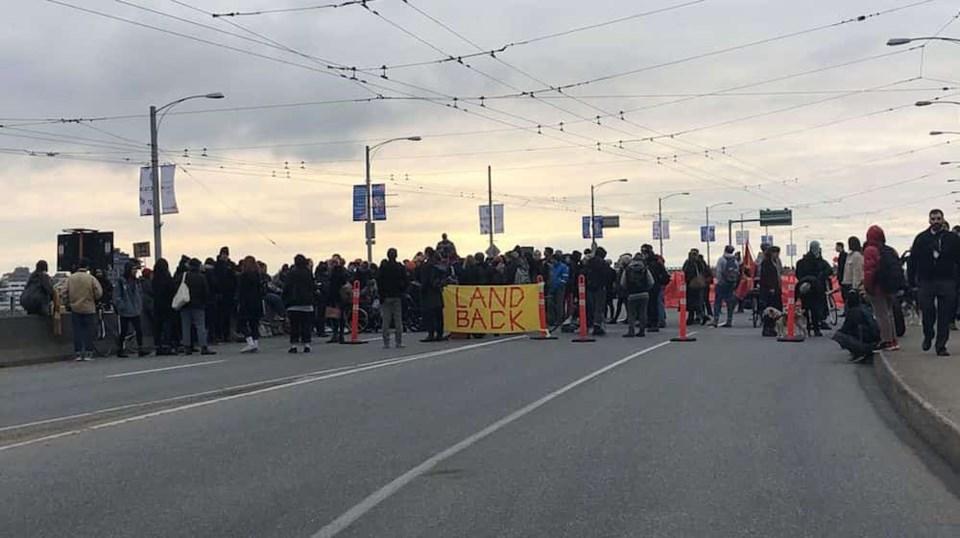 protest-land-back