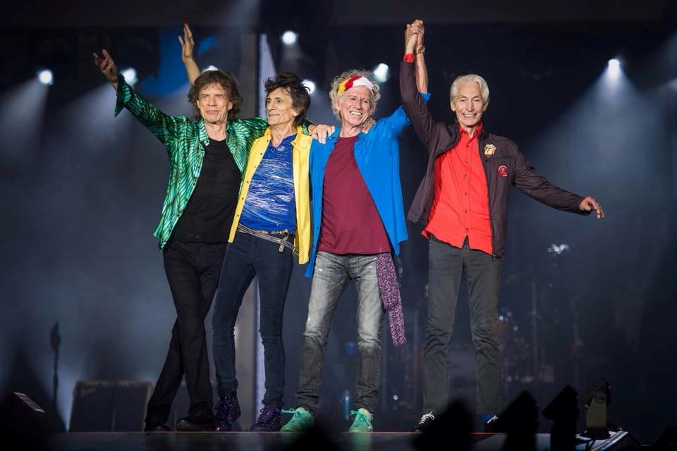 Vancouver can't get no satisfaction: city removed from Rolling Stones tour