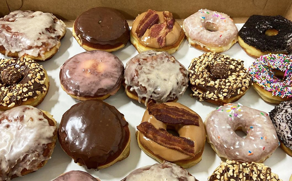 A crazy donut pop-up event is coming to North Burnaby soon
