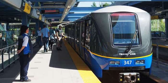 Significant delays on SkyTrain caused by track issue: TransLink