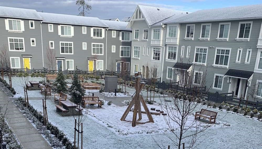 Metro Vancouverites share snowy morning snaps from today (PHOTOS)