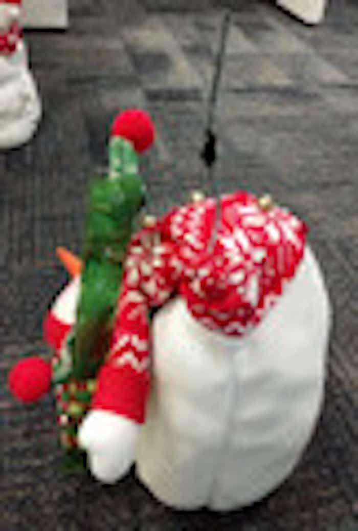 spear-snowman