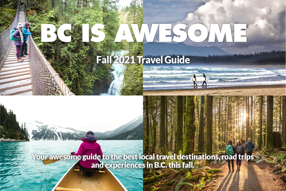 B.C. IS AWESOME FALL WINTER 2021
