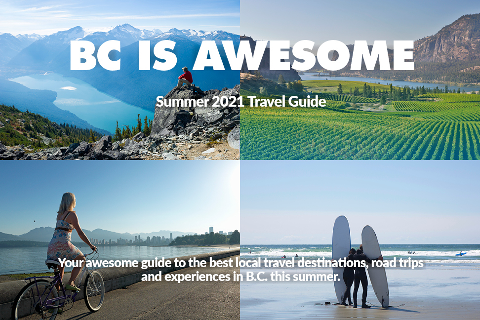 B.C. IS AWESOME SPRING SUMMER 2021