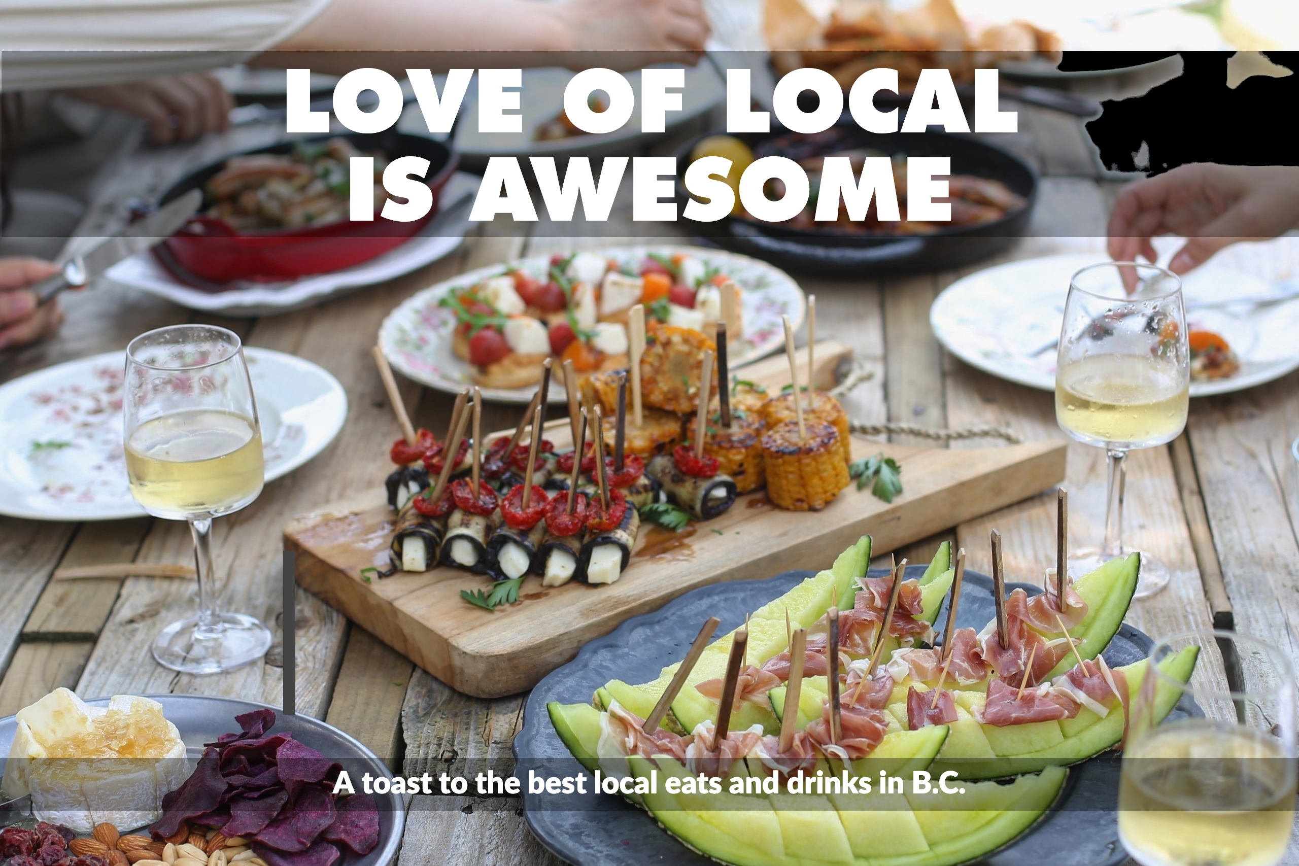 LOVE OF LOCAL IS AWESOME