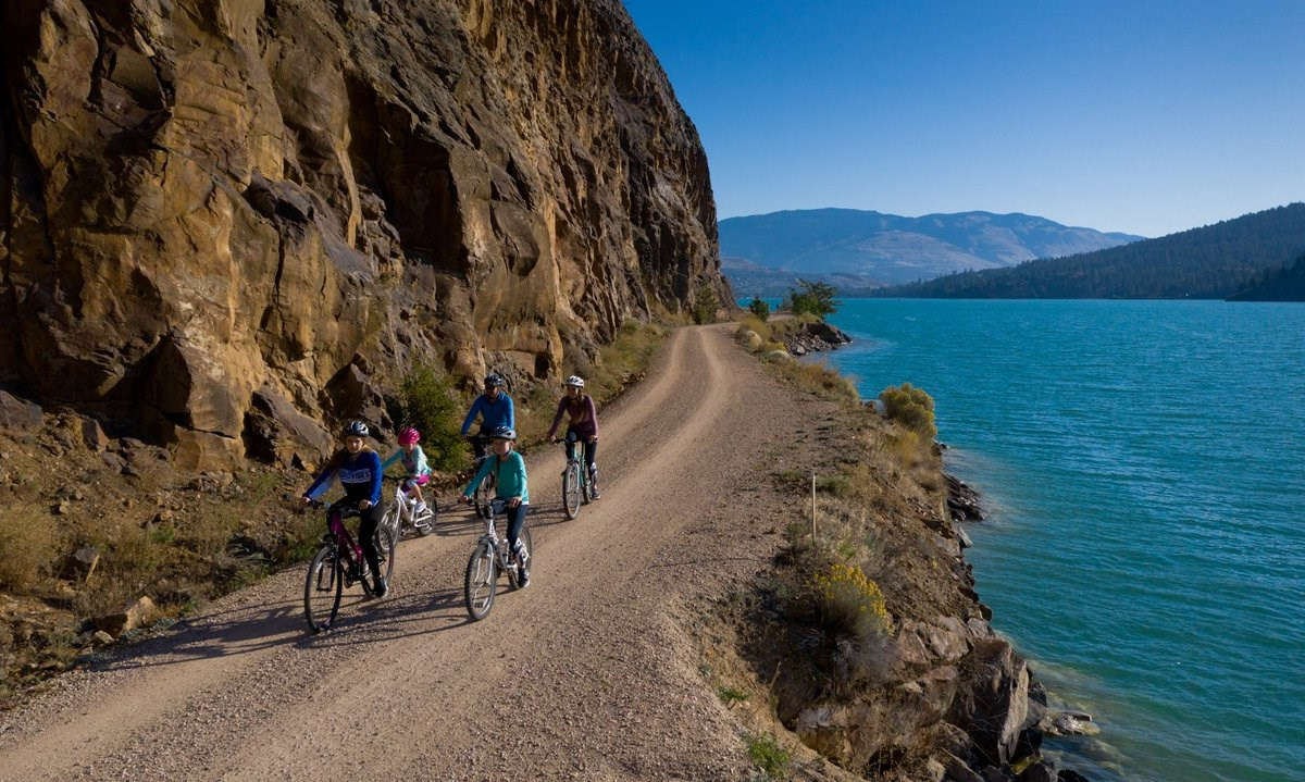 This B.C. destination is a hidden gem for the best in world-class hiking and biking