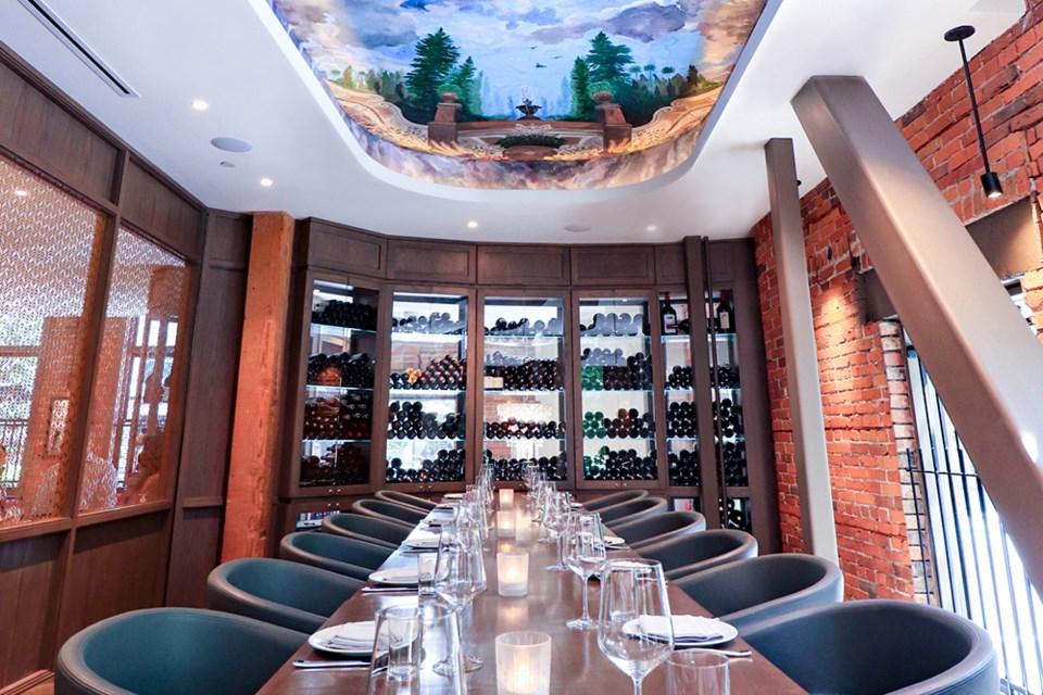Tutto - Private Dining Room