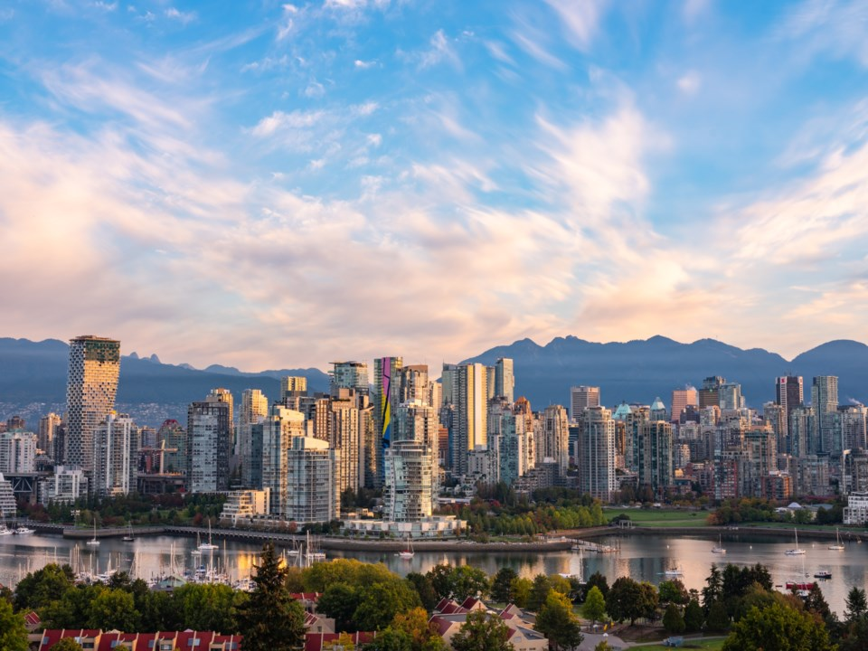 TVan-Vancouver Skyline